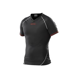 TLD ACE BASELAYER SHIRT BLACK