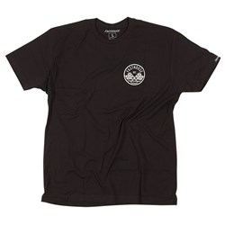 FASTHOUSE MC TEE BLACK