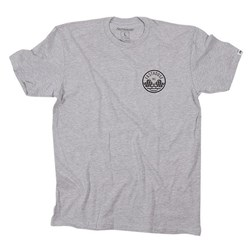 FASTHOUSE MC TEE HEATHER GRAY
