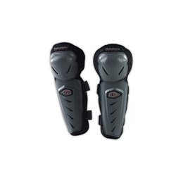 TLD YTH KNEE GUARDS GREY YOUTH