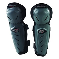 TLD KNEE GUARDS GREY ADULT