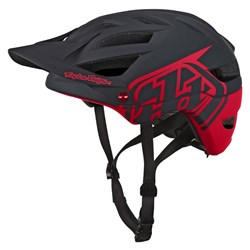 TLD 18 A1 AS HELMET DRONE GREY RED