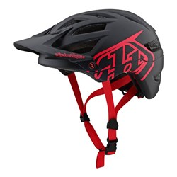 TLD 19 A1 AS DRONE BLACK / RED