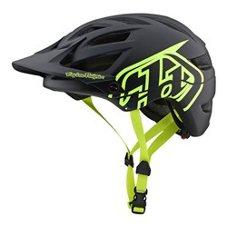 TLD 19 A1 AS DRONE BLACK / FLO YELLOW