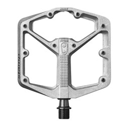 CRANKBROTHERS PEDAL STAMP 2 LARGE RAW SILVER