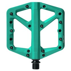 CRANKBROTHERS PEDAL STAMP 1 LARGE TURQUOISE