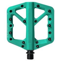CRANKBROTHERS PEDAL STAMP 1 SMALL TURQUOISE