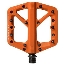 CRANKBROTHERS PEDAL STAMP 1 SMALL ORANGE