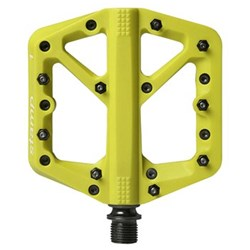 CRANKBROTHERS PEDAL STAMP 1 SMALL CITRON