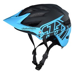 TLD 18 A1 AS HELMET YOUTH CLASSIC BLACK OCEAN YTH