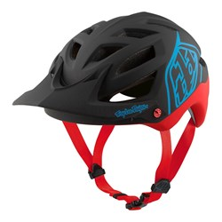 TLD 17 A1 AS HELMET MIPS CLASSIC  BLK/RED