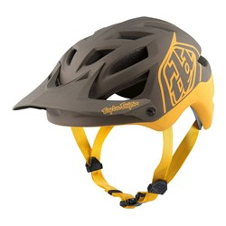 TLD 17 A1 AS HELMET MIPS CLASSIC  GREY/HONEY