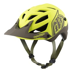 TLD 17 A1 AS HELMET MIPS CLASSIC  YEL/BLK