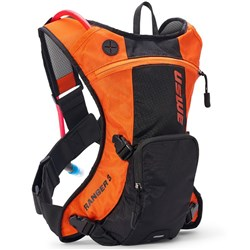 USWE 18 RANGER 3 PACK 2.0L ELITE SHIFT ORANGE / BLACK