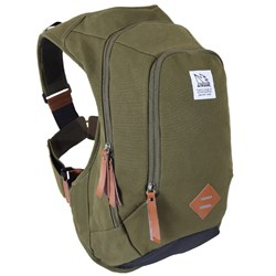 USWE 18 SCRAMBLER 16 PACK HYDRATION COMPATIBLE CANVAS OLIVE GREEN