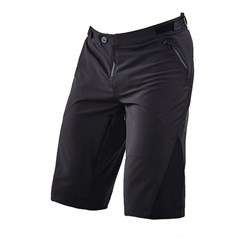 TLD 16 RUCKUS SHORT BLACK