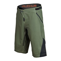 TLD 17 RUCKUS SHORT ARMY GREEN