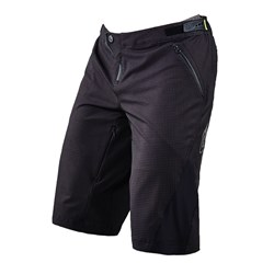TLD 16 RUCKUS SHORT RIPSTOP FADED BLACK