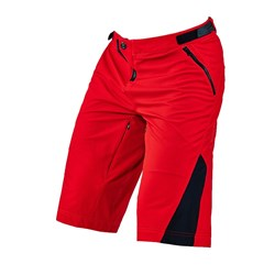 TLD 16 RUCKUS SHORT RIPSTOP DEEP RED