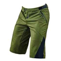 TLD 16 RUCKUS SHORT RIPSTOP ARMY GREEN