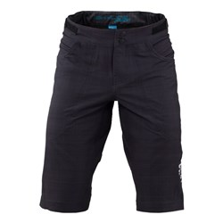 TLD 16 SKYLINE RACE SHORT SURFACE CHARCOAL