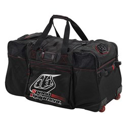 TLD SE WHEELED GEAR BAG BLACK