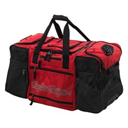 TLD SE WHEELED GEAR BAG RED