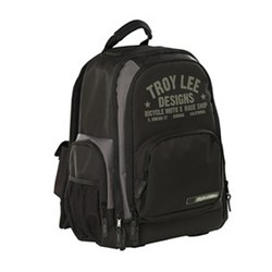 TLD 15 RACE SHOP BACKPACK BLACK / GREY BASIC BACKPACK