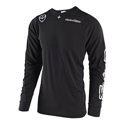 TLD 19 SE AIR JERSEY SOLO BLACK
