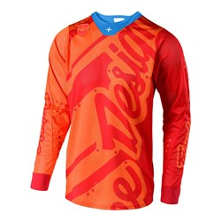 TLD 18.2 SE AIR JERSEY SHADOW HONEY / RED