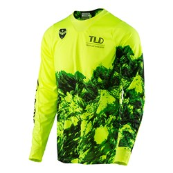 TLD 17 SE JERSEY GRAVITY FLO YELLOW