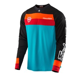 TLD 17 SE JERSEY CORSA TURQUOISE