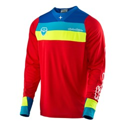 TLD 17 SE JERSEY CORSA RED