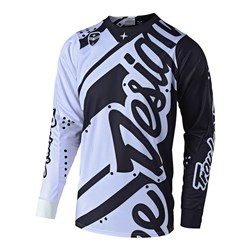 TLD 19 SE JERSEY SHADOW WHITE / BLACK
