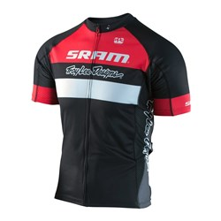 TLD 17 ACE 2.0  JERSEY SRAM TEAM BLACK