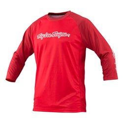 TLD 16 RUCKUS JERSEY FIRE RED