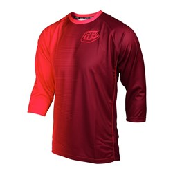 TLD 17 RUCKUS JERSEY 50/50 RED