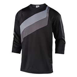 TLD 18 RUCKUS JERSEY PRISMA BLK / GRY