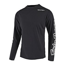 TLD 18 SPRINT JERSEY BLACK