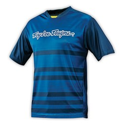 TLD 16 SKYLINE YTH JERSEY DIVIDED DIRTY BLUE