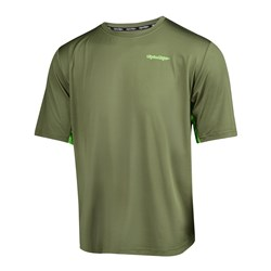 TLD 17 COMPOUND S/S JERSEY GREEN