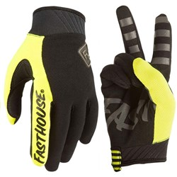 FH 18 GRINDHOUSE 2.0 GLOVE FLO YELLOW