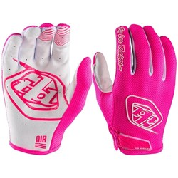 TLD 17 AIR YTH GLOVE SOLID FLO PINK
