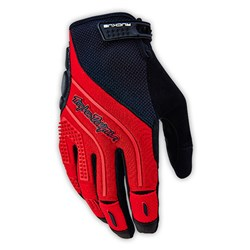 TLD 17 RUCKUS GLOVE RED