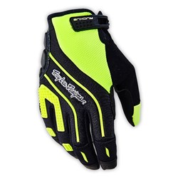 TLD 17 RUCKUS GLOVE FLO YELLOW