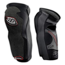 TLD KGL 5450 KNEE / SHIN GUARD BLACK