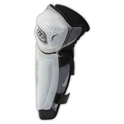 TLD 16 METHOD KNEEGUARD WHITE