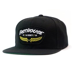 FASTHOUSE THE GENERAL HAT BLACK OSFA
