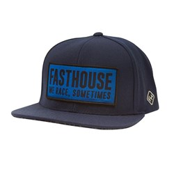 FASTHOUSE WE RACE HAT PREMIUM NAVY OSFA