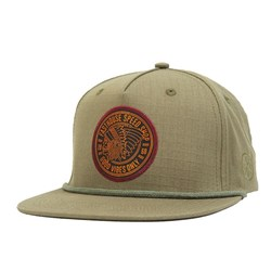 FASTHOUSE CHIEF HAT OLIVE OSFA